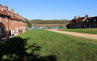 Discovering Wessex Group visits Bucklers Hard